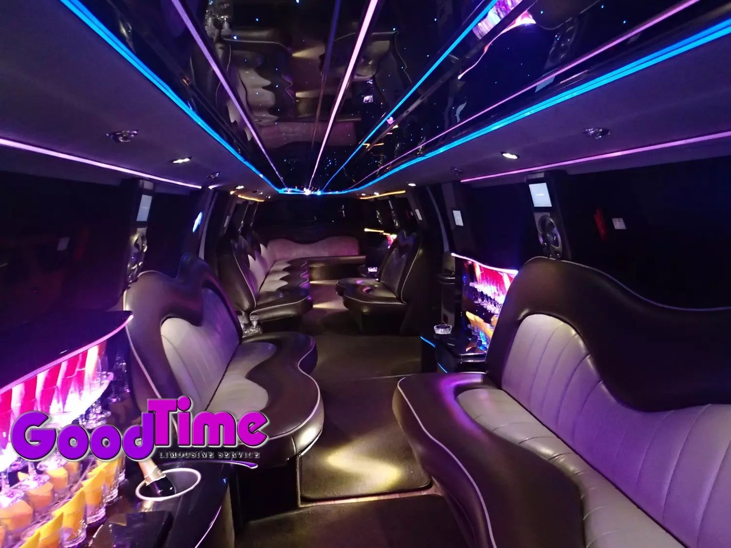 Ford F650 SUV Stretch Limo Hummer Killer 30 passengers int 1 1 LIMO RENTAL FLEET