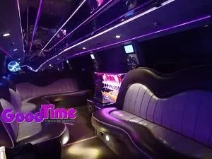 Ford F650 SUV Stretch Limo Hummer Killer 30 passengers int 2 1 300x225 Ford F650 SUV Stretch Limo Hummer Killer 30 passengers int 2