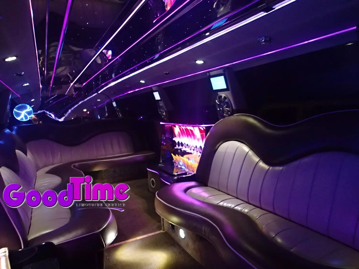 Ford F650 SUV Stretch Limo Hummer Killer 30 passengers int 2 1 LIMO RENTAL FLEET