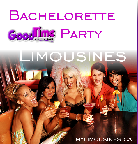 bachelorette party limousines BACHELORETTE PARTY LIMO
