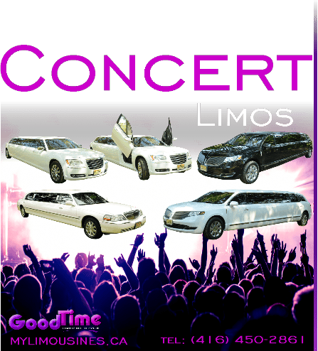 concert limos CONCERT LIMOS