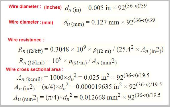 Electrical Engineers Online Calculator With Formula