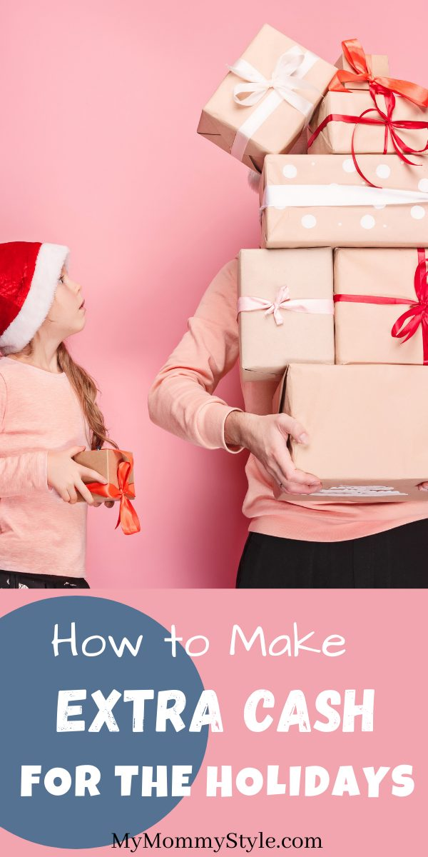 Learn how to make extra cash for the holidays with these different odd jobs that you can do on a part time basis. #howtomakeextracashfortheholidays #hottoearextracashfortheholidays #workfromhome via @mymommystyle