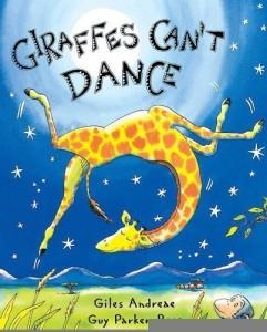 books giraffes