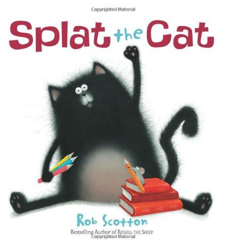 books splat the cat