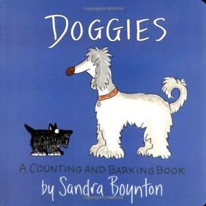board books doggies