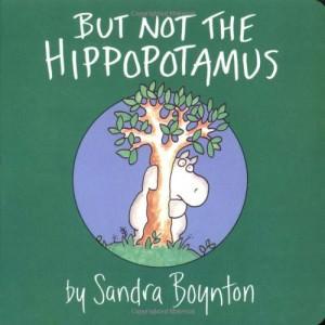 board books hippo
