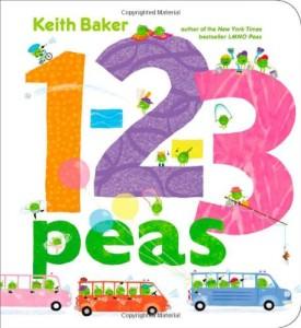 board books peas