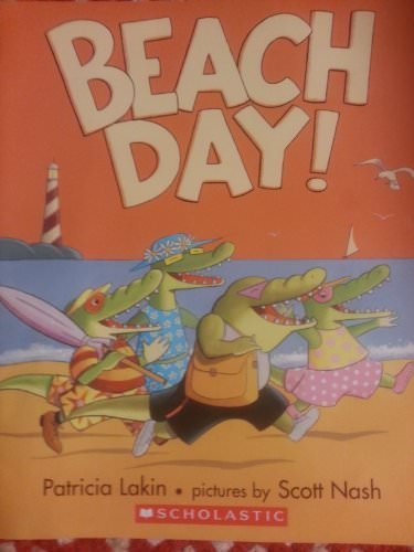 summer books beach day!