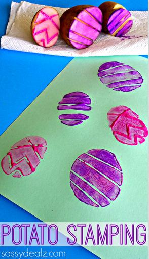 potato-stamping-craft-for-kids