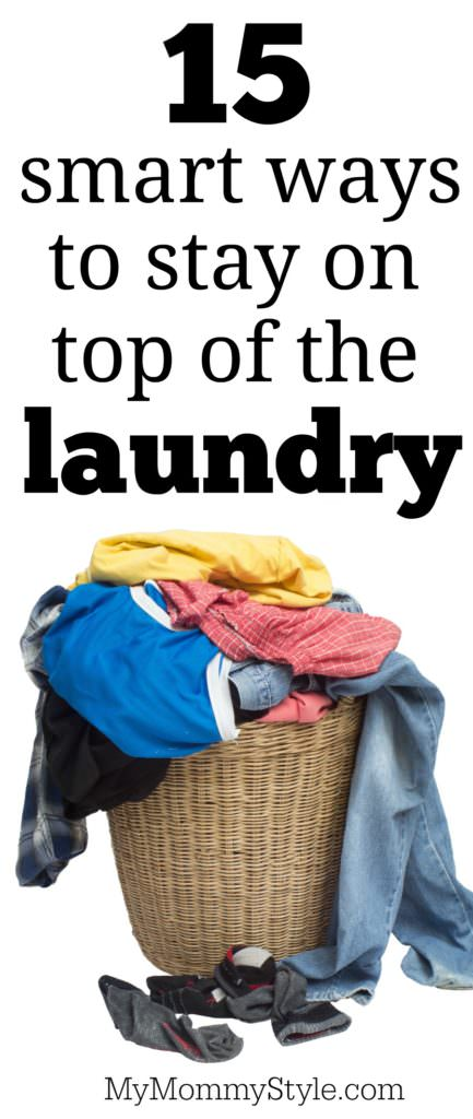 laundry tips to keep up with the laundry, the best ideas to get the laundry done