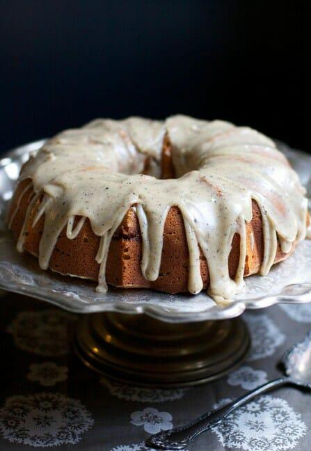 pumpkin buttermilk bundt cake
