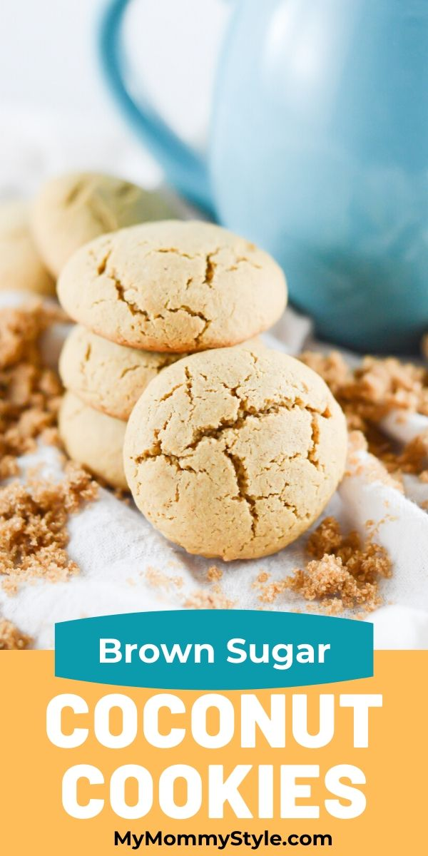 Deliciously perfect gluten free coconut flour cookies. Saving this to my favorites list for gluten free treats! via @mymommystyle