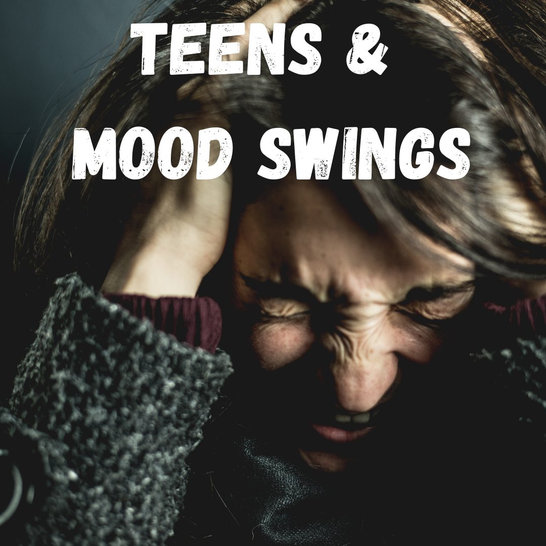 One of the first signs you may see in a pre-teen might be their infamous mood swings. Firstly, they can come out of nowhere and secondly, will often makes no sense. As you notice these mood swings happening more often, it can be a good time to talk with them. Let them know there will be times that they know they are being irrational, and it's ok. But, talk about ways you can help them through those moments. via @mymommystyle