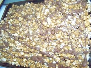 Disneyland caramel popcorn