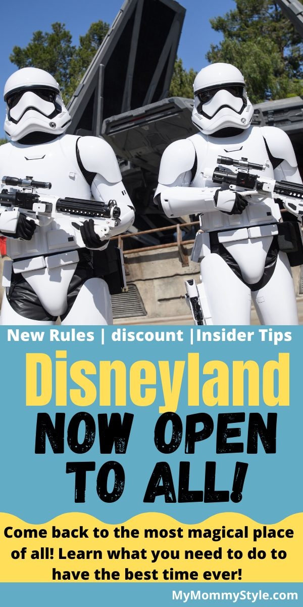 Disneyland now open to all! Book your Disneyland trip or your next cruise on the new ship the Disney Wish! #disneymagic #disneymagic #disneycreators #disneywish #disneycruiseline #disneyland via @mymommystyle