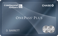 continental airlines credit card - 300×300