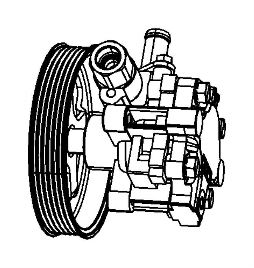 2004 Dodge Stratus Alternator Replacement