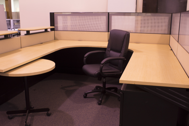 Used Herman Miller Ethospace Workstation Office Furniture