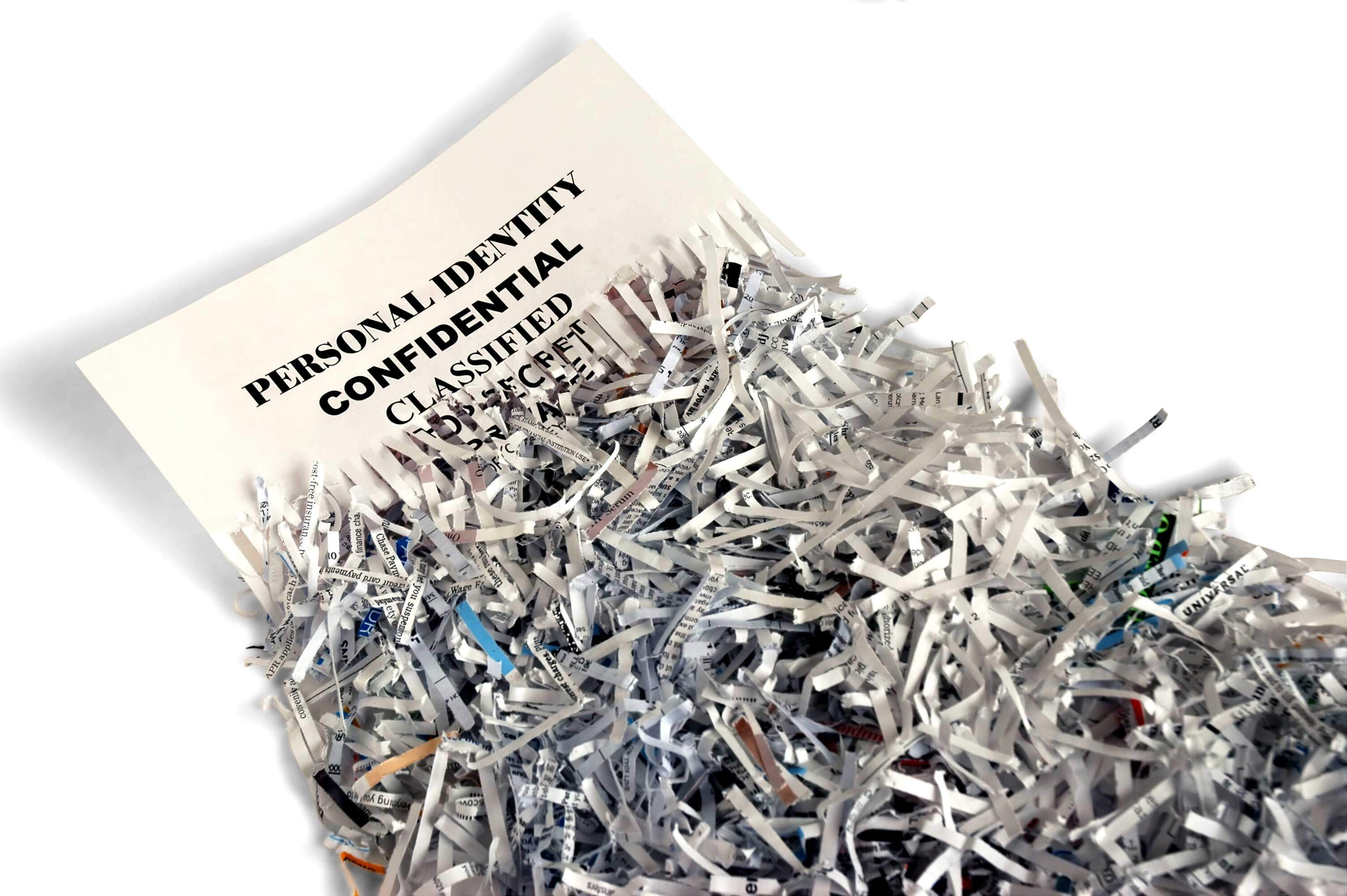 boston paper shredding company