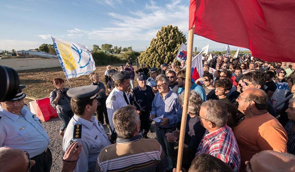 Πρέβεζα: Πορεία Ειρήνης στη Νατοϊκή βάση του Ακτίου αύριο Κυριακή 13 Μαΐου