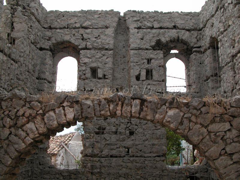 Πρέβεζα: Εγκρίθηκαν οι εργασίες αναστύλωσης στο «Κουτσέκι του Αγά» στην Κορώνη