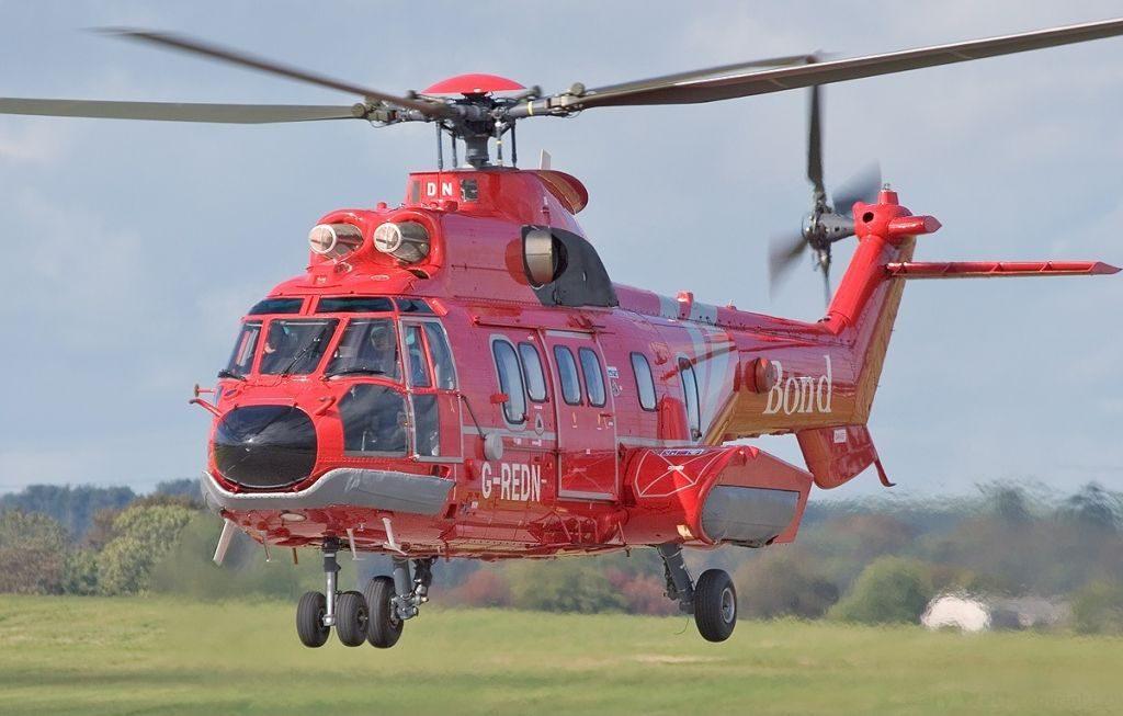Πρέβεζα: Σε ετοιμότητα πυροσβεστικό ελικόπτερο super puma στο Αεροδρόμιου Ακτίου