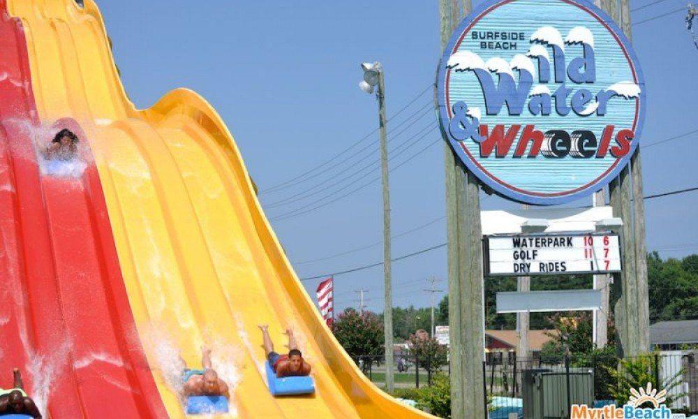 Wild Surfside Beach Wheels Water