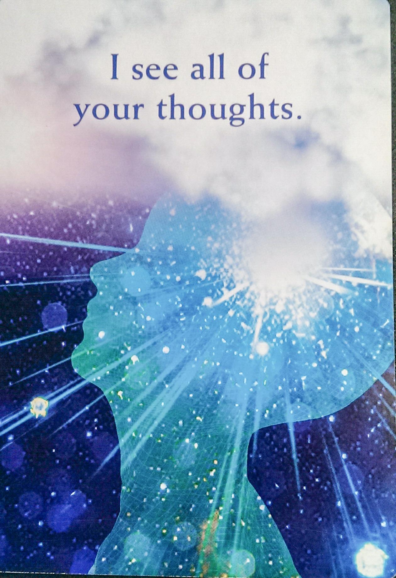 Talking To Heaven Mediumship Cards Doreen Virtue Mystic Wish