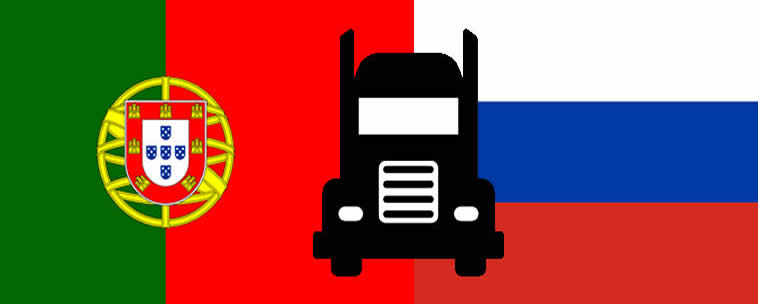 Transport Portugal – Russia