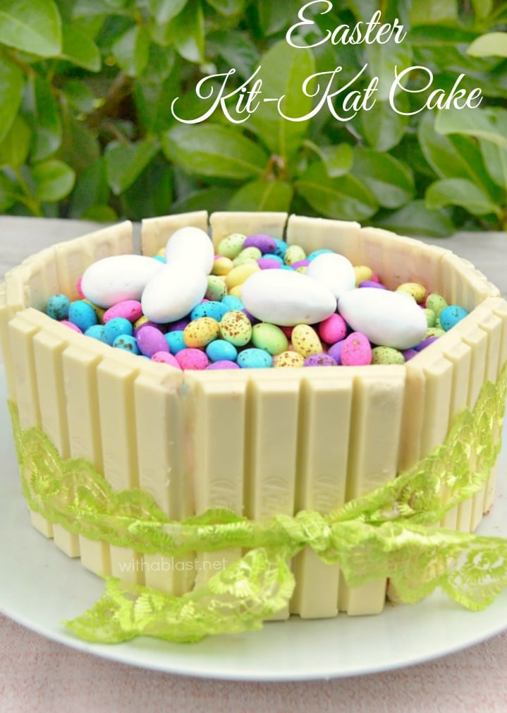 Easter Recipes Cakes