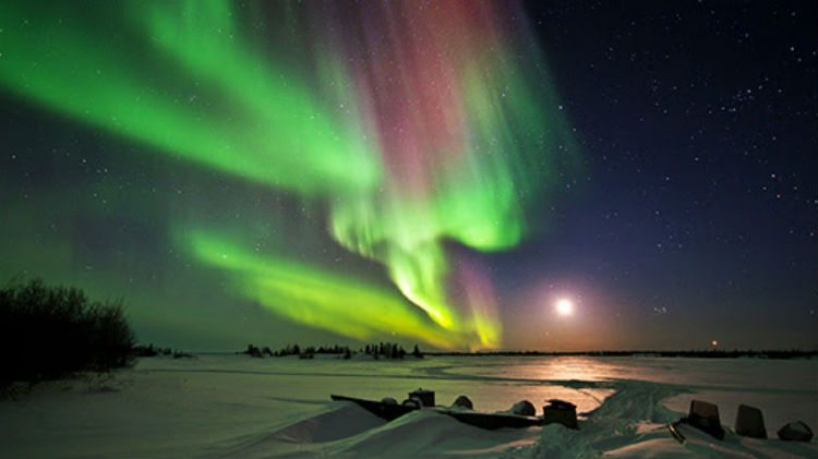 Heilongjiang Northern Lights