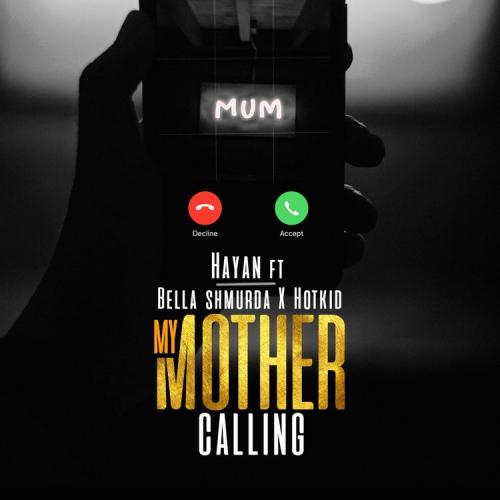 Hayan – My Mother Calling Ft. Bella Shmurda, Hotkid mp3 download