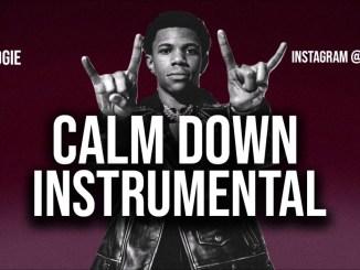 A Boogie Wit Da Hoodie – Calm Down Instrumental Ft. Summer Walker