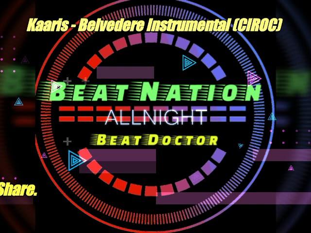 Kaaris – Belvedere Instrumental (CIROC) mp3 download