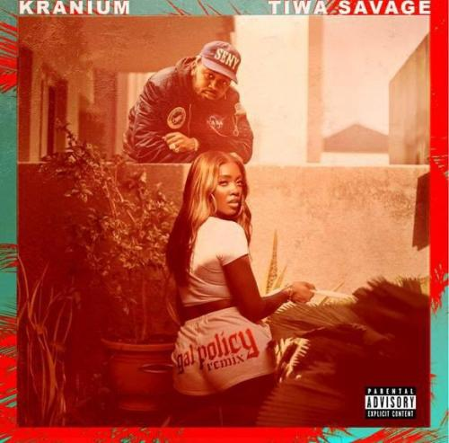 Kranium – Gal Policy (Remix) Ft. Tiwa Savage mp3 download
