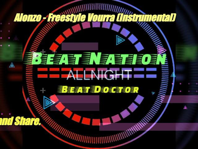 Alonzo – Freestyle Vourra (Instrumental) mp3 download