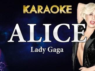 Lady Gaga – Alice (Instrumental)