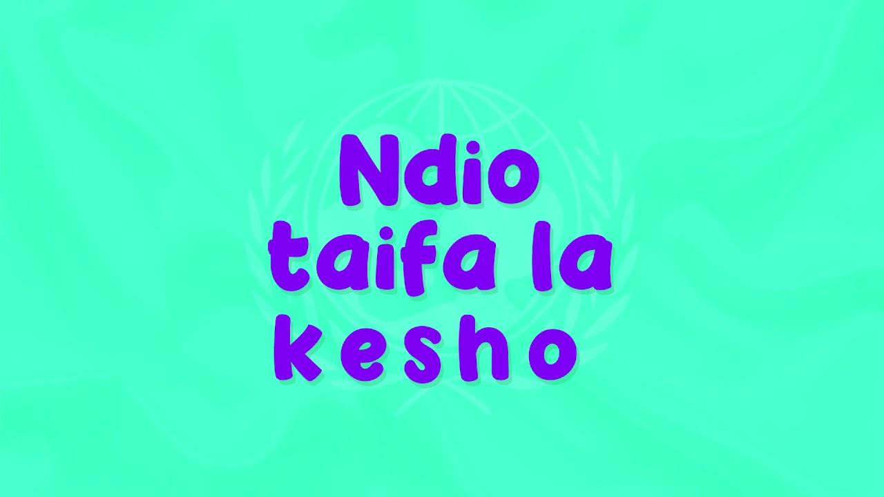 Mimi Mars – Watoto Taifa La Kesho mp3 download