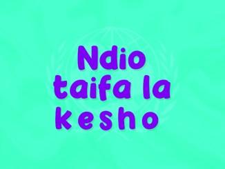 Mimi Mars – Watoto Taifa La Kesho