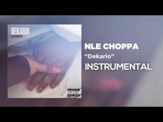 NLE Choppa – Dekario (Instrumental)
