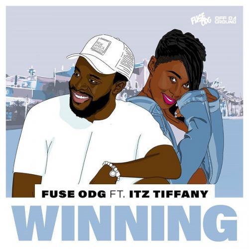 Fuse ODG – Winning Ft. Itz Tiffany mp3 download