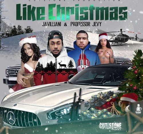 Jahvillani – Like Christmas Ft. Professor Jevy mp3 download