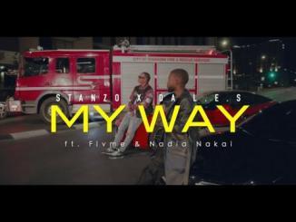 Stanzo x Da L.E.S – My Way Ft. Flvme, Nadia Nakai