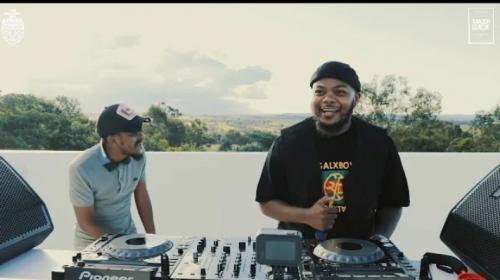 Major League DJz x Kabza De Small – Amapiano Live Balcony Mix B2B (S2 E2) mp3 download