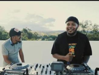 Major League DJz x Kabza De Small – Amapiano Live Balcony Mix B2B (S2 E2)