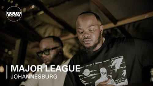 Major League – Johannesburg System Restart Mix mp3 download
