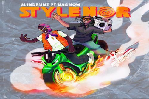 Slim Drumz – Style Nor Ft. Magnom mp3 download