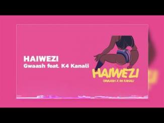 Gwaash x K4Kanali – Haiwezi
