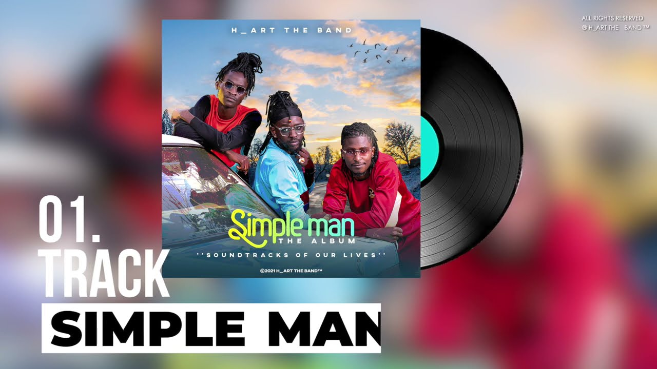 [Album] H_Art The Band – Simple Man mp3 download
